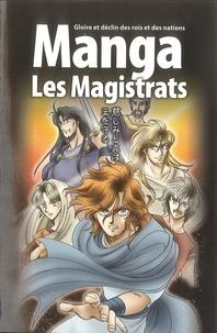 Ryo Azumi - La Bible manga - Tome 2, Les Magistrats.