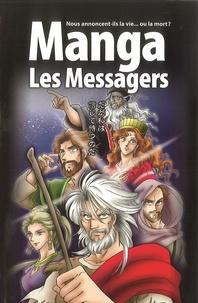 Ryo Azumi - La Bible manga - Tome 3, Les messagers.