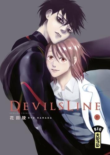 Ryo Hanada - DevilsLine - tome 11.