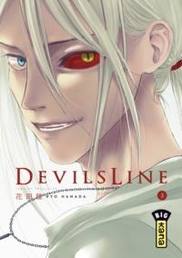 Ryo Hanada - DevilsLine Tome 3 : .