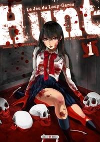 Ryo Kawakami - Hunt - Le jeu du Loup-garou T01.