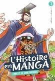 Ryo Kawakami - L'histoire en manga Tome 3 : L'Inde et la Chine antiques.