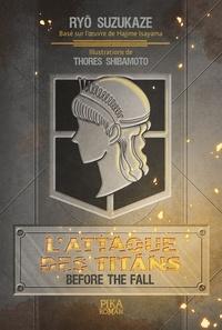 Ryô Suzukaze - L'Attaque des Titans - Before the Fall.