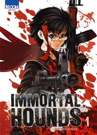 Ryô Yasohachi - Immortal hounds Tome 1 : .