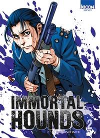 Ryô Yasohachi - Immortal hounds Tome 2 : .