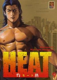 Ryoichi Ikegami et  Buronson - Heat Tome 9 : .