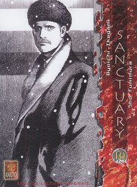 Ryoichi Ikegami et Shô Fumimura - Sanctuary Tome 10 : .