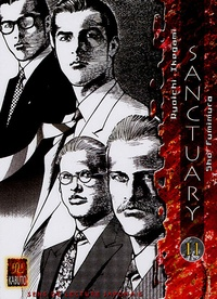 Ryoichi Ikegami et Shô Fumimura - Sanctuary Tome 11 : .