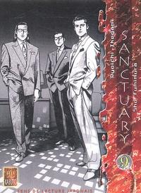 Ryoichi Ikegami et Shô Fumimura - Sanctuary Tome 9 : .