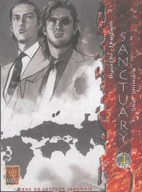 Ryoichi Ikegami et Sho Shimura - Sanctuary Tome 4 : .