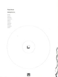 Ryoji Ikeda - Dataphonics. 1 CD audio