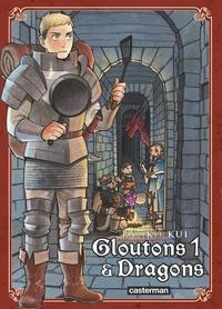 Ryoko Kui - Gloutons et dragons Tome 1 : .