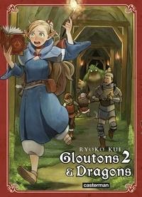 Ryoko Kui - Gloutons et dragons Tome 2 : .