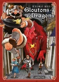 Ryoko Kui - Gloutons et dragons Tome 4 : .