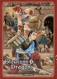 Ryoko Kui - Gloutons et dragons Tome 6 : .