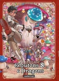 Ryoko Kui - Gloutons et dragons Tome 8 : .
