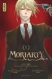 Ryosuke Takeuchi et Hikaru Miyoshi - Moriarty Tome 1 : .
