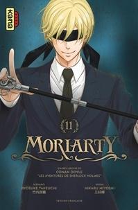 Ryosuke Takeuchi et Hikaru Miyoshi - Moriarty Tome 11 : .