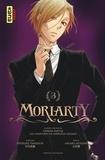 Ryosuke Takeuchi et Hikaru Miyoshi - Moriarty Tome 3 : .