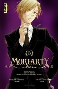 Ryosuke Takeuchi et Hikaru Miyoshi - Moriarty - tome 3.