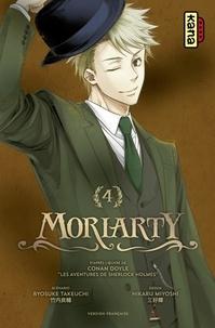 Ryosuke Takeuchi et Hikaru Miyoshi - Moriarty - tome 4.