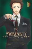 Ryosuke Takeuchi et Hikaru Miyoshi - Moriarty Tome 5 : .