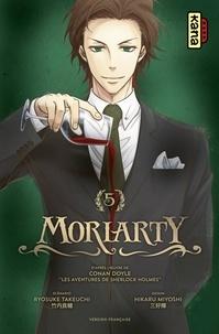 Ryosuke Takeuchi et Hikaru Miyoshi - Moriarty - Tome 5.