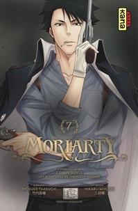 Ryosuke Takeuchi et Hikaru Miyoshi - Moriarty Tome 7 : .