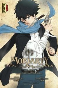 Ryosuke Takeuchi et Takeuchi Ryosuke - Moriarty Tome 9 : .