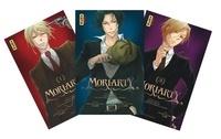Ryosuke Takeuchi et Hikaru Miyoshi - Moriarty Tomes 1 à 3 : Tome 1 offert.