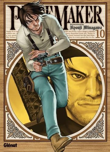 Ryouji Minagawa - Peace Maker Tome 10 : .