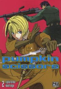 Ryoutarou Iwanaga - Pumpkin Scissors Tome 2 : .