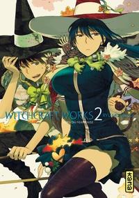 Ryu Mizunagi - Witchcraft Works Tome 2 : .