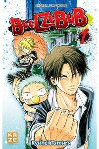 Ryuhei Tamura - Beelzebub Tome 1 : J'ai recueilli le diable.