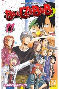 Ryuhei Tamura - Beelzebub Tome 11 : .