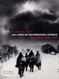 Ryûichi Kaneko et Ivan Vartanian - Les livres de photographies japonais des années 1960 et 1970.