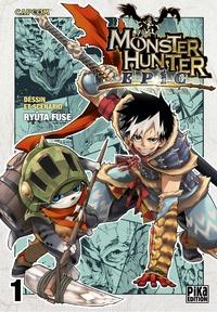 Ryûta Fuse - Monster Hunter Epic T01.