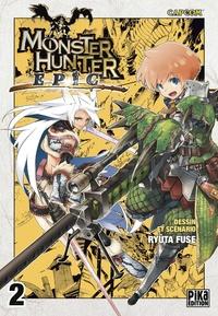 Ryûta Fuse - Monster Hunter Epic T02.