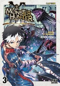 Ryûta Fuse - Monster Hunter Epic T03.