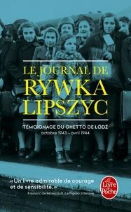 Accentsonline.fr Le journal de Rywka Lipszyc Image