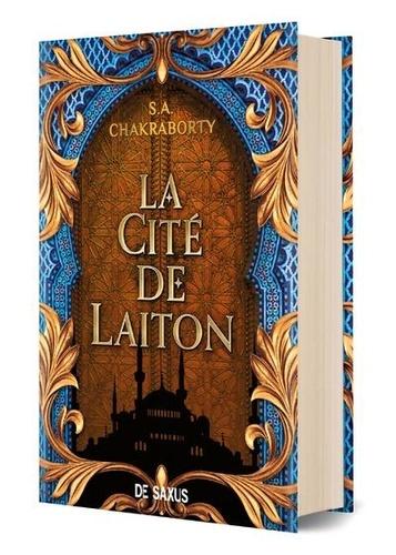 La trilogie Daevabad Tome 1 La cité de laiton -  -  Edition collector