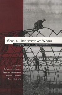 Feriasdhiver.fr Social Identity at Work - Developing Theory for Organizational Practice Image