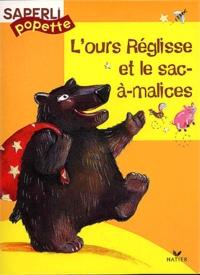 Corridashivernales.be L'ours Réglisse et le sac-à-malices Image