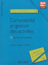 Comptabilité et gestion des activités 1e Bac Pro Comptabilité.pdf