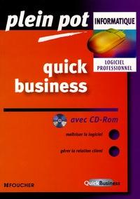 S Brun et M. Galant - Quick Business. 1 Cédérom