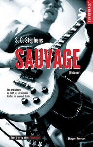 S-C Stephens - Thoughtless Tome 5 : Sauvage.