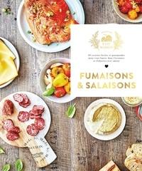 S'cuiz in - Fumaisons et salaisons - 80 recettes faciles et gourmandes pour vous lancer dans l'aventure et élaborées avec amour.