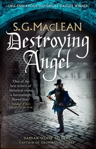 S.G. MacLean - Destroying Angel - Winner of the 2019 CWA Historical Dagger.