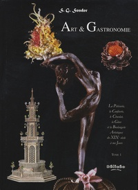 S. G. Sender - Art & Gastronomie - 2 volumes.