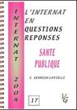 S Georgin-Lavialle - Santé publique - Internat 2004.